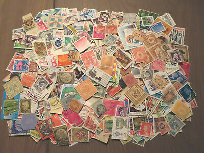 Lot of 720 World Wide Postage Stamps