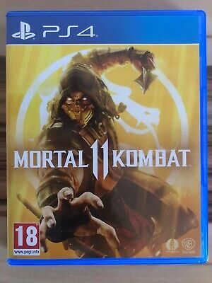 Mortal Kombat 11 PS4 Spiel PlayStation 4