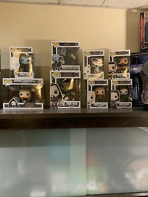funko pop game of thrones lot