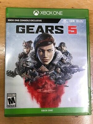 Gears 5 (XBox One Game) (CGH010871)