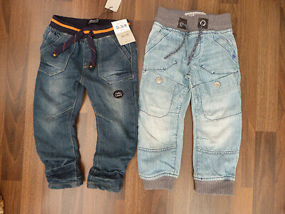 2 x New boys 2-3 y.o. jeans by NEXT and Denim Co