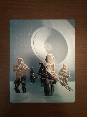 Rogue One, A Star Wars Story - Steelbook Blu-ray 3D Italiano