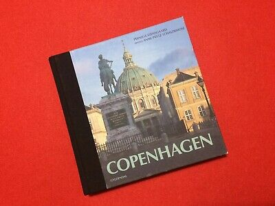 Libro Book COPENHAGEN PEOPLE AND PLACES Pernille Stensgaard Gyldendal Denmark
