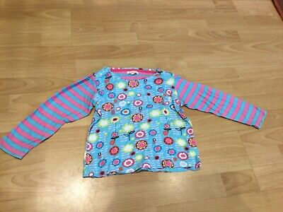 girls bluezoo top age 5-6 years