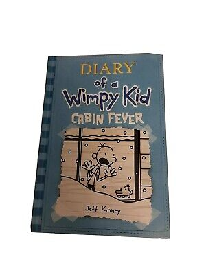 Diary Of A Wimpy Kid By Jeff Kinney Book Novel Hardcover