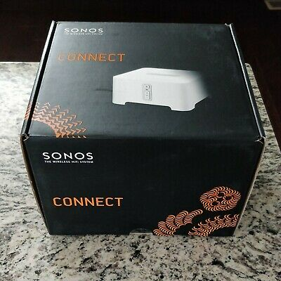 Sonos CONNECT Wireless Receiver Component for Streaming Music (CTNZPUS1)