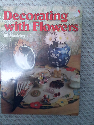 decorating with flowers book