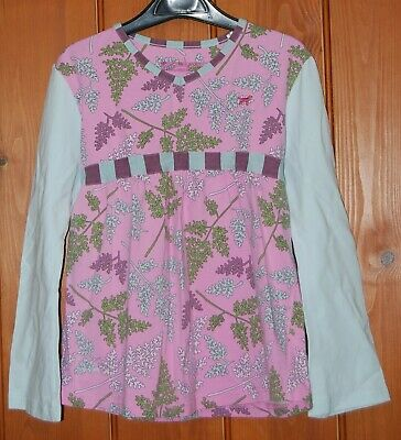 Joules, Girls, Light, Cotton, Top, Tunic, size 10-11 years