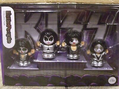 KISS Little People Fisher-Price 2019 Special Collectors Edition New in Box