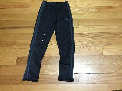 Boys Black Adidas Skinny Bottom  11-12 Yrs. Only Worn Once
