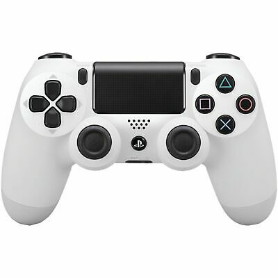 Sony PlayStation 4 PS4 Dualshock 4 Wireless Controller White