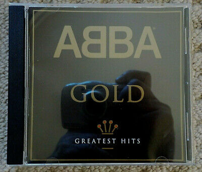 ABBA - Gold (Greatest Hits) - CD ALBUM [USED - VGC]