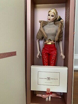 NRFB PASSION WEEK ELYSE JOLIE ELISE doll Integrity Fashion Royalty FR 12 ""