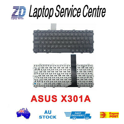 NEW Keyboard for Asus X301 X301A X301K US Black,