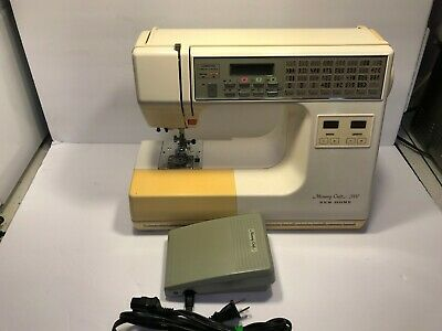 Janome Memory Craft 7000 Electronic Sewing Machine