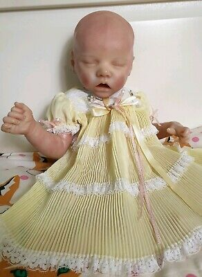 Twin A by Bonnie Brown REBORN DOLL baby Realistic