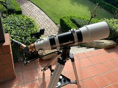 Refractor Telescope with stand D120mm F600mm