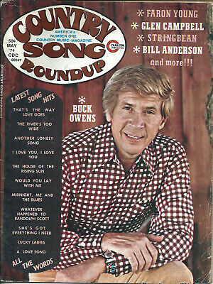 COUNTRY SONG ROUNDUP  Volume 26  #178  May 1974