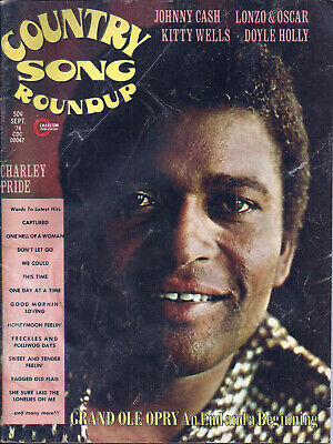 COUNTRY SONG ROUNDUP  Volume 26  #182  Sep 1974