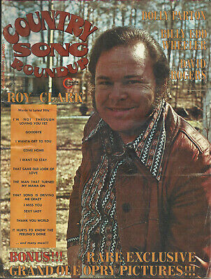 COUNTRY SONG ROUNDUP  Volume 26  #183  Oct 1974