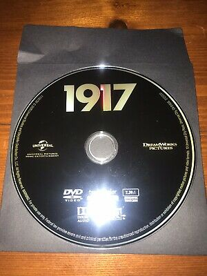 1917 (DVD Only!) George MacKay *See Description