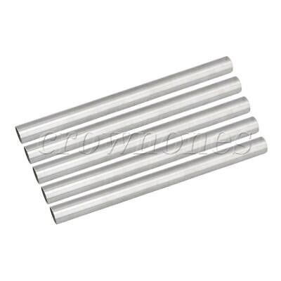 5pcs Stainless Steel Seamless Round Tube for Boilers 20.0x1.6x0.1cm