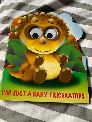 Board Book Baby Tricerotops