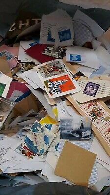 Quality 500g World & GB Stamps - Unsorted, Pre-Decimal too and for Charity.