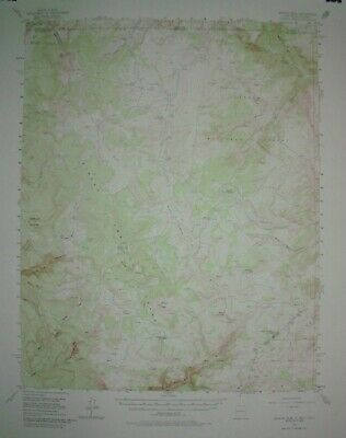 3 USGS Topographic Maps 15 minute from northern New Mexico with railroads