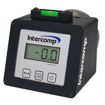 Intercomp 100005 Digital Caster/Camber Measurement Gauge Alignment Tool