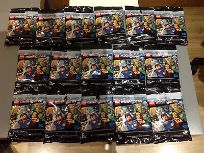 Lego Dc Superheroes Minifigures 71026 Full Set Of 16 Brand New