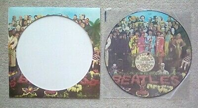 Beatles **Sgt Pepper's Lonely Hearts Club Band** Picture Disc Ltd Edn 1979