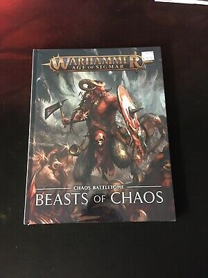 Warhammer Age of Sigmar Battle Tome Beasts of Chaos 81-01-60