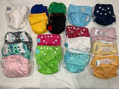 Cloth diapers - BumGenius, Charlie Banana, Green Acre Designs, others