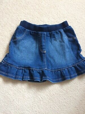 Girls Skirt From George At Asda Age 4-5 Years
