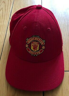 Youth Manchester United Baseball Cap