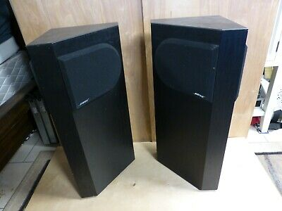 BOSE 401 Direct Reflection Tower Speakers