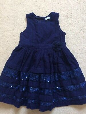 Girls Dress From George At Asda Age 18-24 Months Worn Once