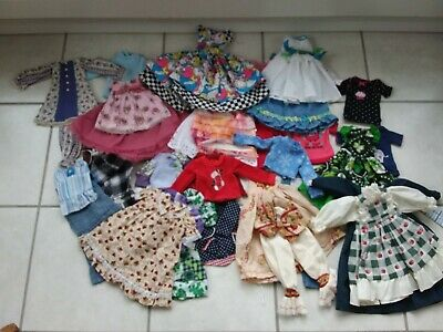 MSD doll clothes outfits dresses tops, sets 38 piece lot Lowe Wiggs