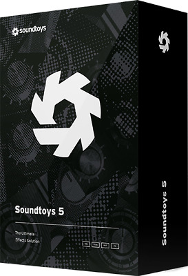 Soundtoys 5 FULL Version 20 Plug-ins Bundle MAC/PC Pro Tools AAX VST AU
