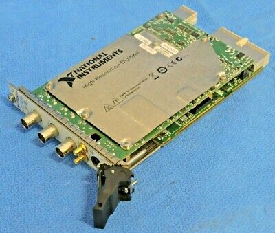 National Instruments NI PXI-5142 Oscilloscope Digitizer 100 MS/s 14-Bit Hi-Res