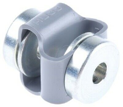 Huco DOUBLE LOOP COUPLING 27mm 0.5Nm 10° Angular- 6mm Or 8mm