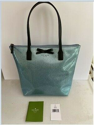 Kate Spade New York Mavis Street Jeralyn Glitter Womens Tote