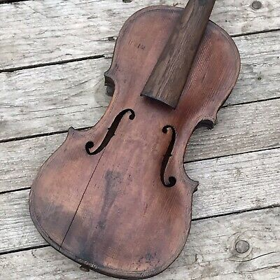 Antique, Old, Grafted Violin 4/4