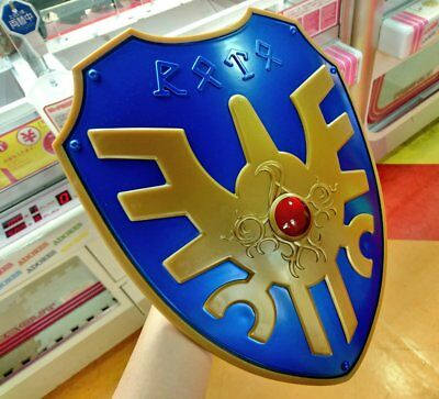 Dragon Quest AM Items Gallery Special Lotto/'s Shield game otaku japan Taito