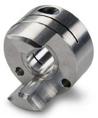 Ruland CURVED JAW COUPLING 11.9x25.4mm Aluminium,Clamp Fastening-6mm,8mm Or 10mm