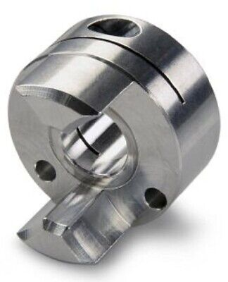 Ruland CURVED JAW COUPLING 44.5x33.3mm Aluminium, Clamp- 8mm, 10mm Or 12mm