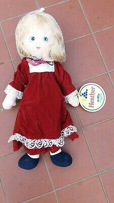 AmToy Heather Doll American Greetings Co 1982 New with Tags