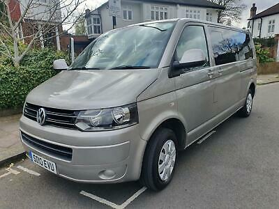 Volkswagen TRANSORTER T30 SE 102TDI LWB 9 SEATER IN DAILY USE