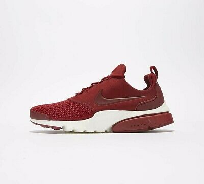 NIKE PRESTO FLY Se Team Red Trainers Brand New In The Box